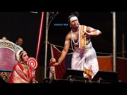 Yakshagana -- Shri krishna Leelamrutha - 11 - Hasya