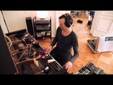 BTS: Hauschka & His Prepared Piano