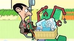 Super Trolley   Full Episode   Mr. Bean Official Cartoon