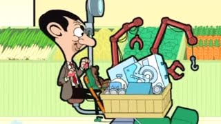 Super Trolley  Full Episode  Mr. Bean Official Cartoon