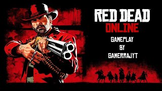 Let's Play Red Dead Online - Multiplayer Action-Adventure Game #4