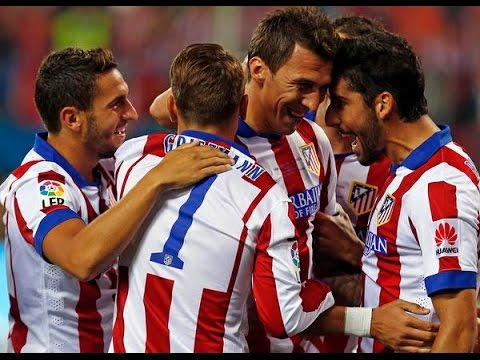 Atletico Madrid vs Real Madrid [1-0] • All Goals & Highlights • Spanish Super Cup, 2014 ||HD||