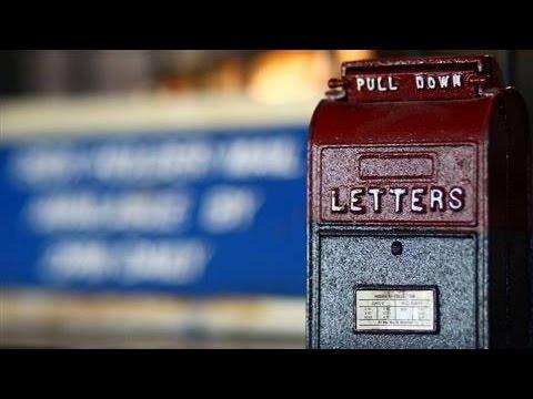 U.S. Postage Stamp Price Going Down