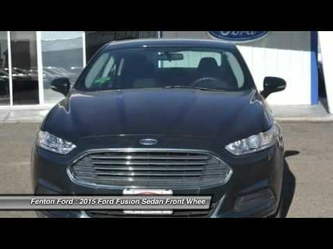 2015 ford fusion dumas tx f5110564 youtube for Fenton motors of dumas