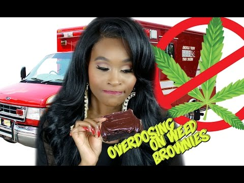 Weed is the devil : Story time ep.1 The time I overdosed on weed brownies!
