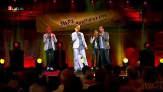 Wise Guys Dickes Ding Live bei 3Sat