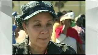 La cruda cara de la pobreza en Miami - 24 HORAS TVN 2012