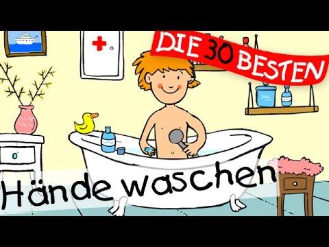 Hände Waschen Bewegungslieder Zum Mitsingen Kinderlieder Youtube