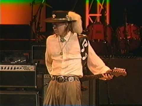 Stevie Ray Vaughan Voodoo Child Live In Nashville