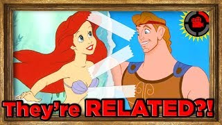 Film Theory: Ariel is RELATED to Hercules?! (Disney's Connected Universe) thumbnail