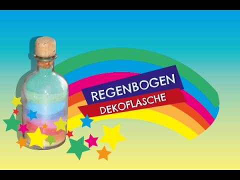 regenbogenflasche selber machen salz f rben diy tobilotta serie 1 4 youtube. Black Bedroom Furniture Sets. Home Design Ideas