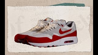 How the Nike Air Max 1 Got Its Look