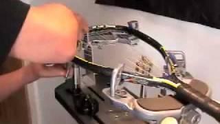 Racquetball Racquet Stringing Part 2: E-Force