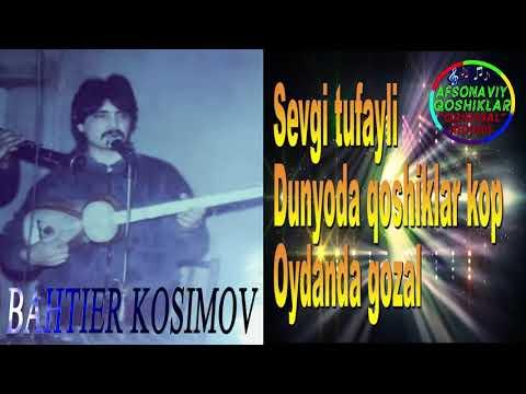 Bahtier Kosimov-Qoshiklar ketma