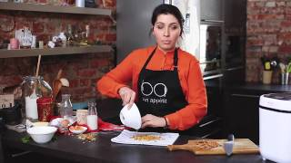 Кулич в хлебопечке Moulinex OW 210