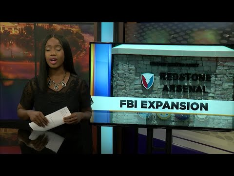FBI Bringing 1,350 Jobs To Huntsville