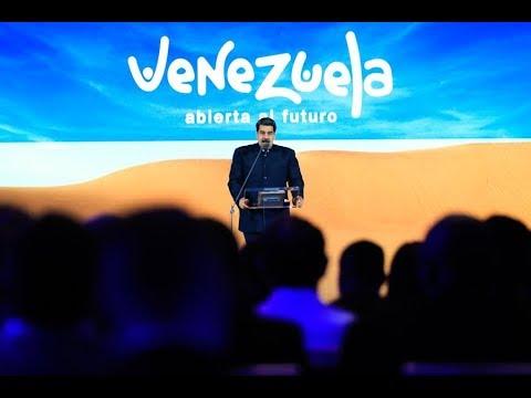 Nicolás Maduro presenta la Estrategia Marca País para impulsar a Venezuela