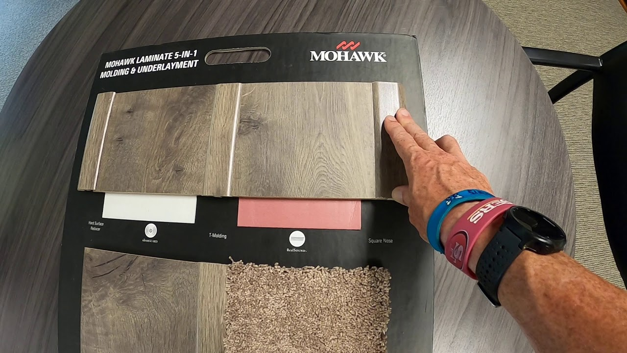 Strips And Laminate Underlayment