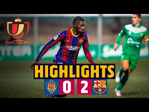 Cornella Barcelona Goals And Highlights