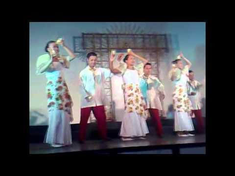 LUZON FOLK DANCES
