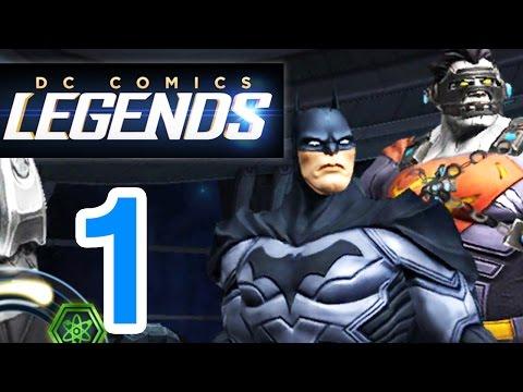 DC Comics Legends    Epi. 1    Chapter 1 - Beginning Oa