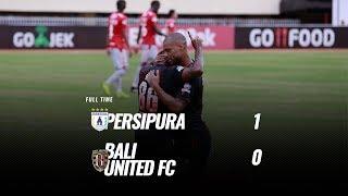 [Pekan 30] Cuplikan Pertandingan Persipura vs Bali United FC, 10 November 2018