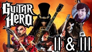 RECUERDOS - GUITAR HERO 2 Y 3 Gameplay manqueando
