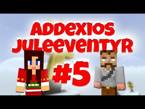 ADDEXIOS JULEEVENTYR #5 | Julereisen Spin-off!