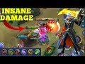 INSANE ALUCARD GAMEPLAY AND BEST BUILD || MOBILE LEGENDS