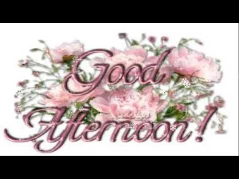Good Afternoon Inspirational Greetings Wishes Wallpaper Quotes