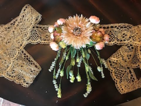 Succulents Baby Shower Sash Youtube