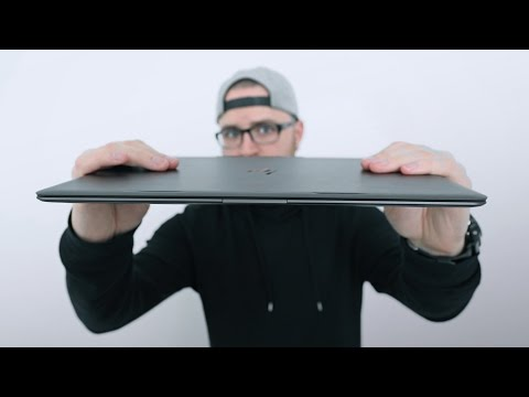 Thumbnail: The World's Thinnest Laptop!