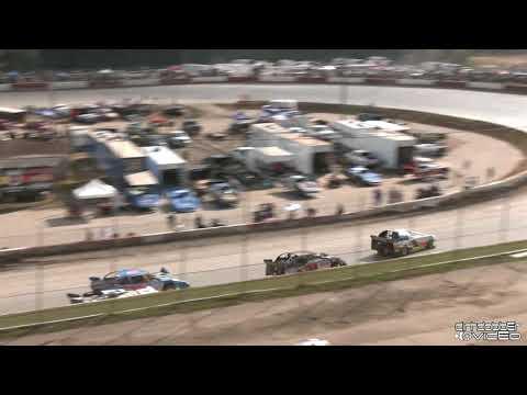 Kajun Mini Stock Association Feature Senoia Raceway 9/29/19. - dirt track racing video image