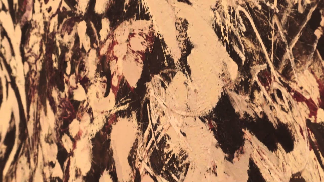 Abstract Expressionism Jackson Pollock