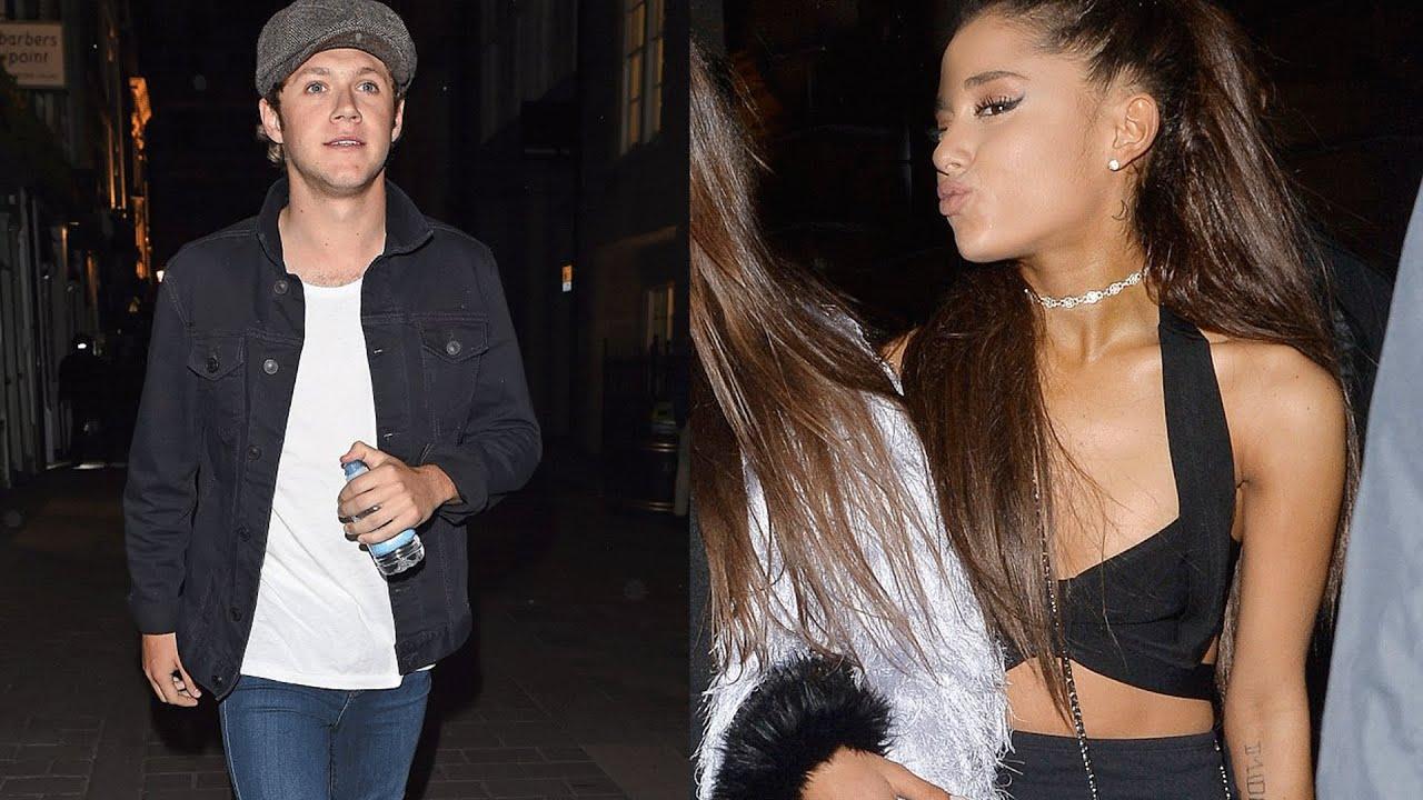 Niall Horan Amp Ariana Grande Hooking Up Video