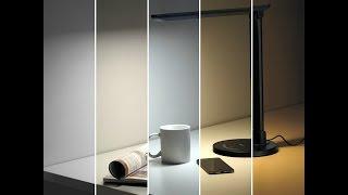 Светодиодные бестеневые  лампы нового поколения TaoTronics(Настольные LED-лампы от компании TaoTronics. Это сочетание современного дизайна, технологий и исключительного..., 2016-12-06T16:42:24.000Z)