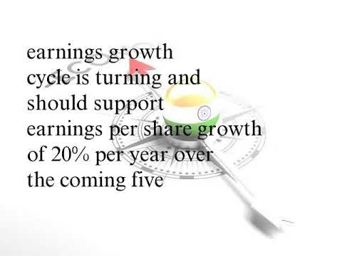 India  An Emerging Market for the Long Term