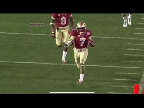 Seminole Moment: Kermit Whitfield's Kick Return TD (2014 BCS National Championship)