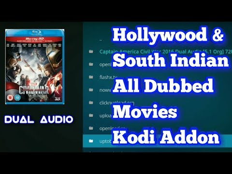 Hollywood Dubbed Movies Kodi Addon for...