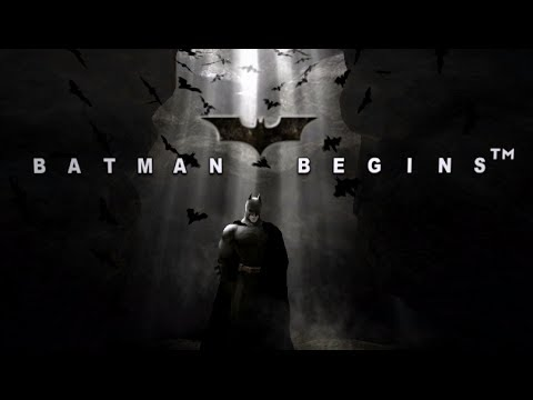 Batman Begins  GameCube Longplay Part 1 of 2