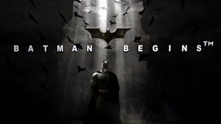 Batman Begins | GameCube Longplay (Part 1 of 2)