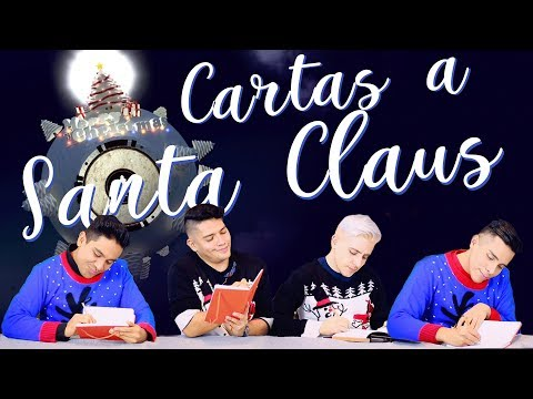 Carta a Santa Claus  Pepe & Teo