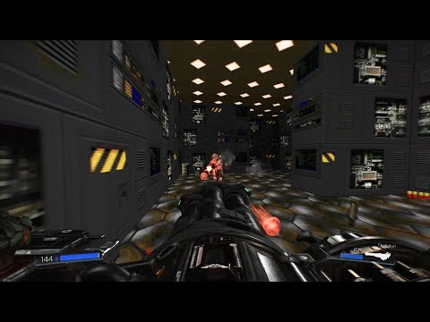 DOOM Classic - The Nuclear Plant Nightmare! |