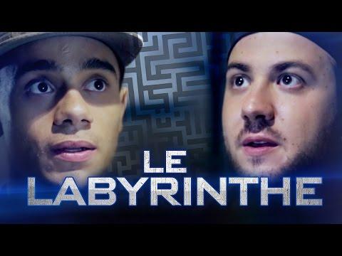 Le Labyrinthe - Mister V & Ludovik poster
