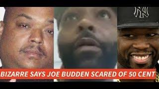 Joe Budden VS Bizarre (D-12): Bizarre GOES OFF AGAIN Says Joe is Scared of 50 Cent, Joe is TRASH!