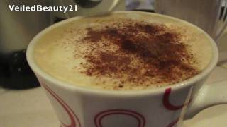 How To Make A Cappuccino: Winter Holiday Special: