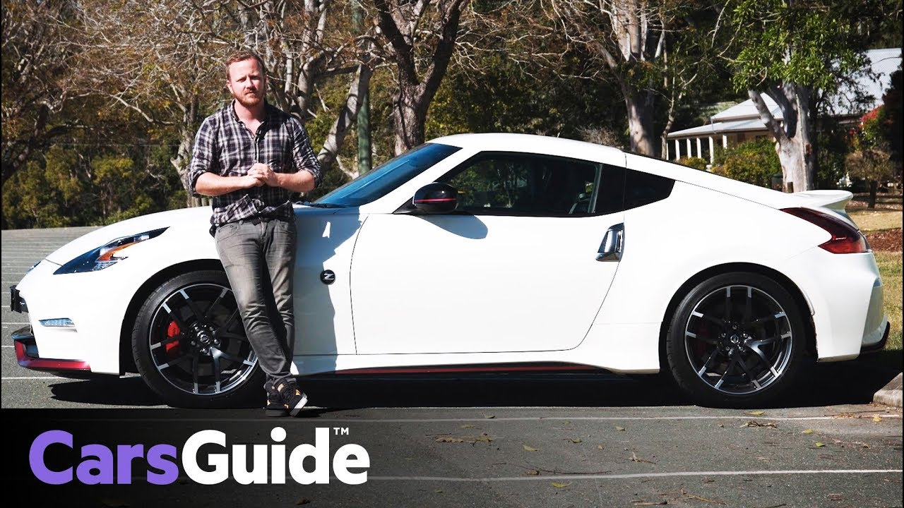 Nissan 370z Nismo 2017 Review First Drive Video Youtube