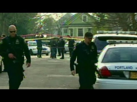 Witness describes shooting scene near Portland Oregon