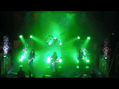 Machine Head: Now We Die / Bite the Bullet @ Bronson Centre Theater, Ottawa, Canada Nov.22/2015