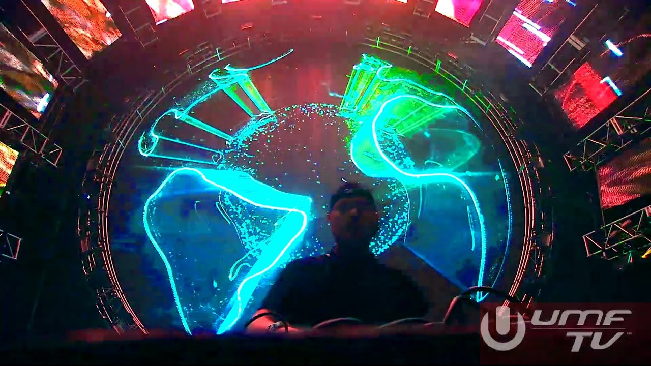 Eric Prydz Live @ Ultra Music Festival 2014 - YouTube